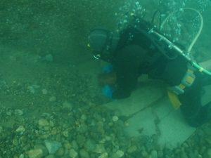 水中MJPクリーニング